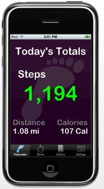 app stappenteller iphone gratis
